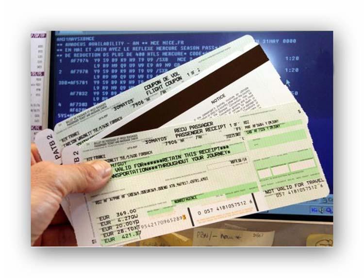 Billetes de avión baratos en Booking vuelos